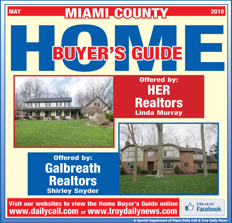 Miami Co. Homebuyers Guide May 2018