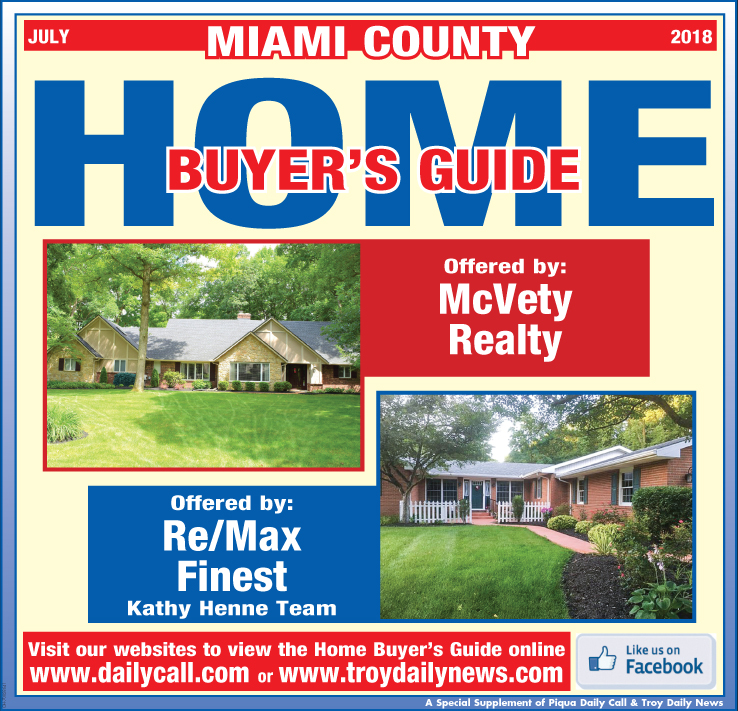 Miami Co. Homebuyers Guide July 2018