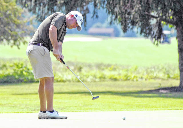 Josh Brown | Troy Daily News Ryan Groff captured his fourth Miami Shores Club Championship over the weekend.