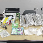 Two charged with drug trafficking
