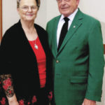 Johnsons celebrate 50 years of marriage