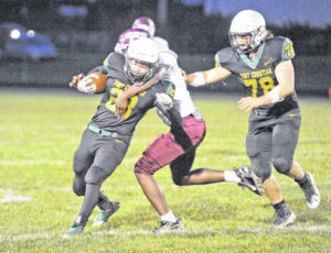 Local football teams enter Week 9 with plenty on the line