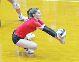 Troy back in sectional final