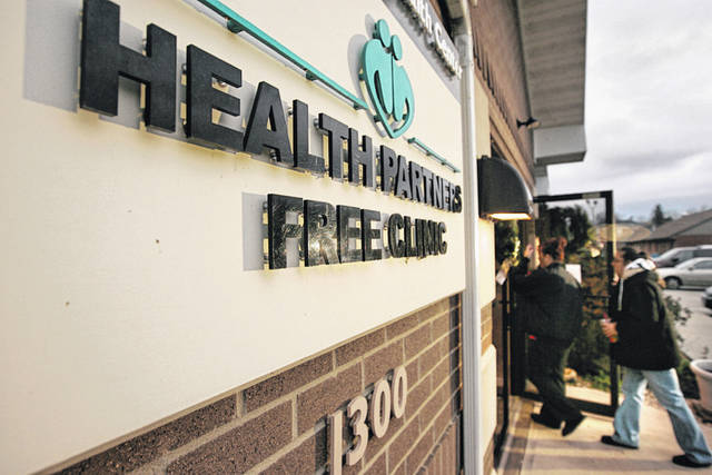 Provided photo Health Partners Free Clinic, located in Troy, will continue to offer free help in selecting the right Medicare health insurance and drug plans for Miami County residents.