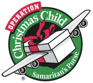 Drop-off dates set for Operation Christmas Child
