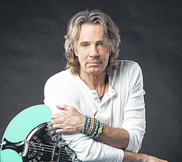 Provided photo Rick Springfield will make a tour stop at Troy's Hobart Arena on Feb. 16 with guests Stranger.
