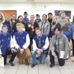 FFA team places high in Food Science contest