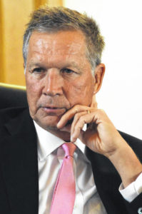 Kasich reflects on eight years in office