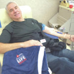 Troy resident makes 150th blood donation