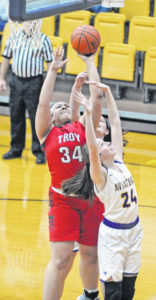 Troy bests Butler on the road