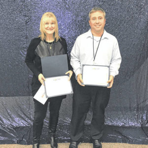 Edison professors honored for excellence
