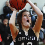 Covington girls gut out win over Bethel in CCC action