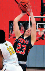 Springfield girls rally to knock off Piqua in D-I action