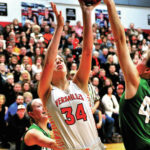 Versailles girls win D-III sectional title with 48-26 victory over Anna