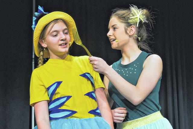 Newton travels 'under the sea' - Troy Daily News