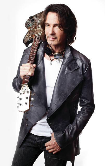 Provided photo 1980s hit-maker Rick Springfield is coming to Troy Saturday for an 8 p.m. concert at Hobart Arena.