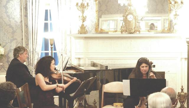 Provided photo The February Drawing Room Chamber Concert at the Troy-Hayner Cultural Center will feature the international chamber group, Tutti Solisti, on Tuesday, Feb. 26, at 7:30 pm.