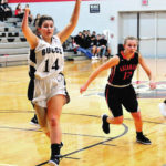 Something special about Victoria; Covington freshman doesn't let challenges slow her down