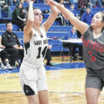 Covington girls roll past Tri-County North in tournament opener