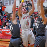 Newton boys rally for win over Covington