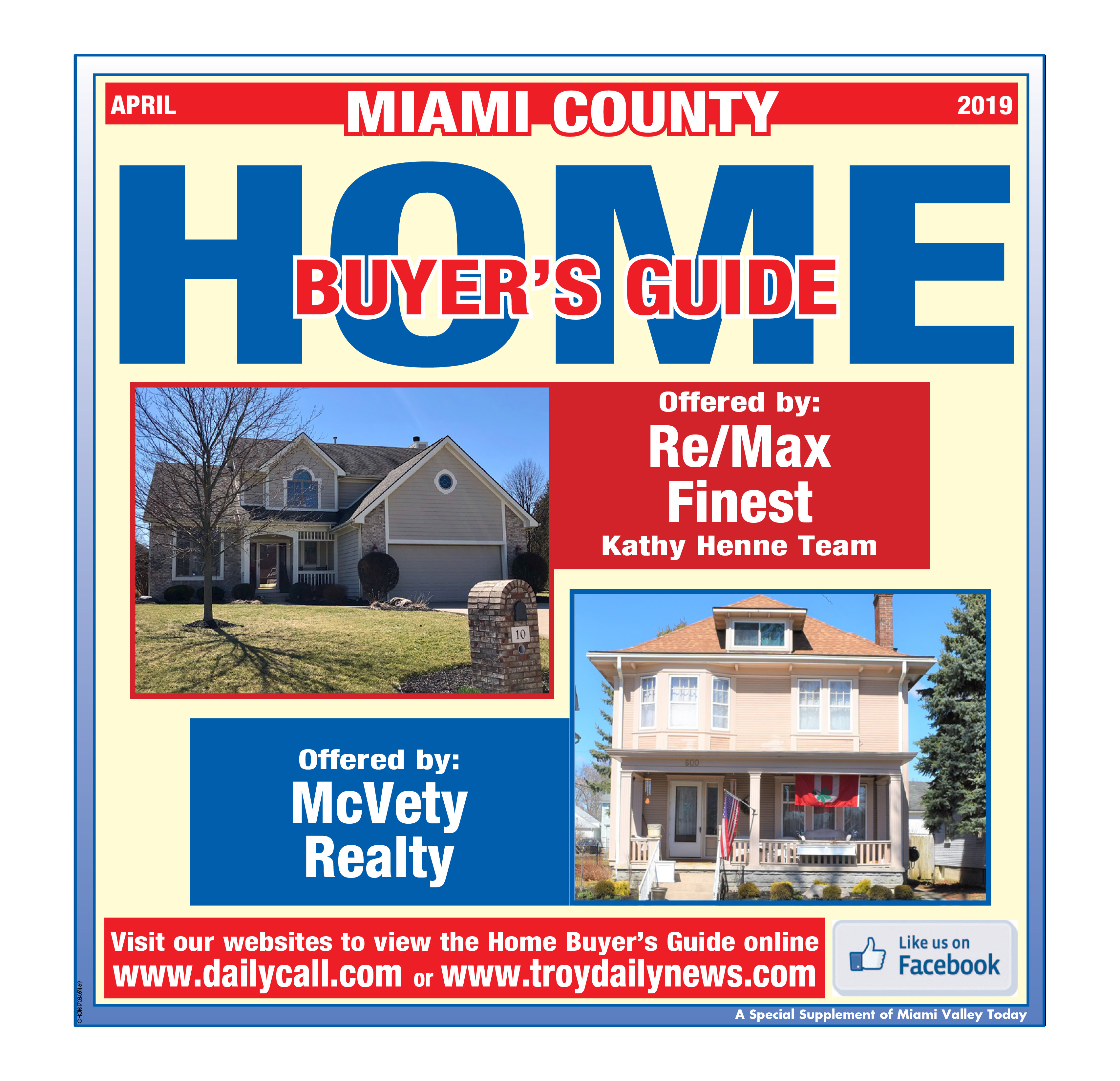 Miami Co. Homebuyers Guide April 2019
