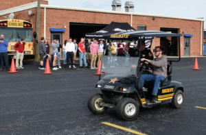 Arrive Alive Tour stops at MEHS