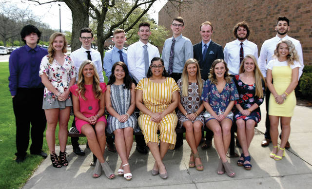 The Piqua High School Prom Court for 2019 has been selected. Queen candidates, l-r, include: Kelsey Bachman, Haleigh Beougher, Allysa Cantrell, Triana Collier, Liz Cox, Bre Kessler, Hailey McPherson, and Skylar Sloan. King candidates, l-r, include:Ryan Clark, Mason Darner, Cade Lyman, Ethan Pohlschneider, David Potts, Christian Starrett, Brennan Toopes, and Grant Toopes. Piqua's prom will be held this Saturday at Romer's (formerly A Learning Place), beginning at 8 p.m. The traditional Walk-In begins at 7:15 p.m. The theme for this year's prom is Arabian Nights. King and queen will be crowned at 10:30 p.m. ©2019 Miami Valley Today