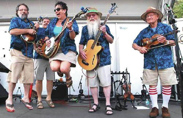 Provided photo Rum River Blend will be a part of a free family concert and hands-on music workshop April 27 at the Troy-Hayner Cultural Center.