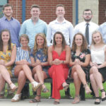 Miami East prom court named