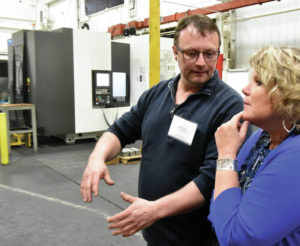 French Oil hosts open house