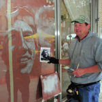 Art hits the downtown