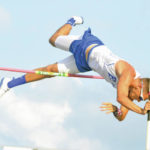 East's Brokschmidt goes big, wins regional pole vault title