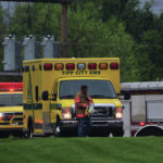 Chemical spill results in no damage, injury