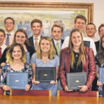 Thirty-two students complete seminary course of study