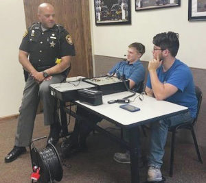 MCSO's Teen Academy offers hands-on experience