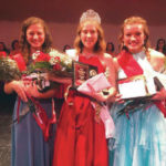 Johnson crowned Strawberry Festival Queen