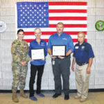 Edison State honored for supporting Guard, Reserve employees