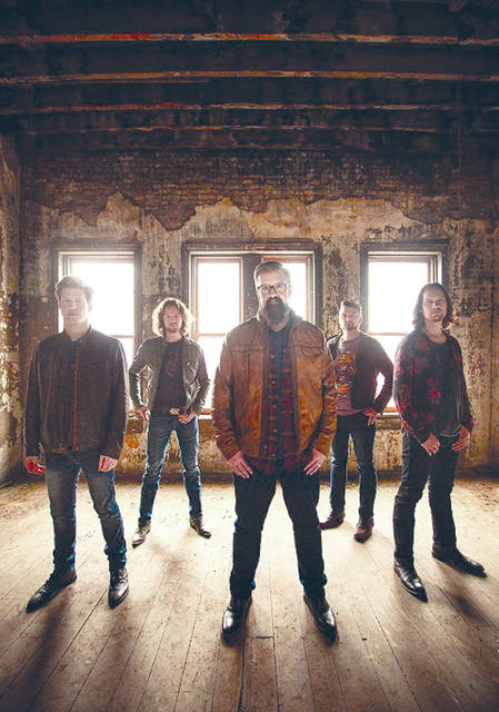 Provided photo Home Free kicking will hold a concert on Dec. 14 at Hobart Arena, Troy.