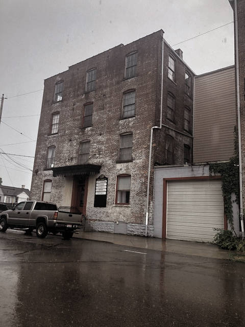 Pictured is the 110 E. Canal property the city is seeking to purchase for the new Fire Station No. 1. The proposed purchase price is $575,000.