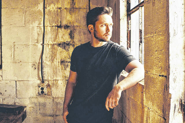 Provided photo Mississippi native Jameson Rodgers will perform at the 2019 Country Concert in Fort Loramie with a 3 p.m. show on the Saloon Stage.