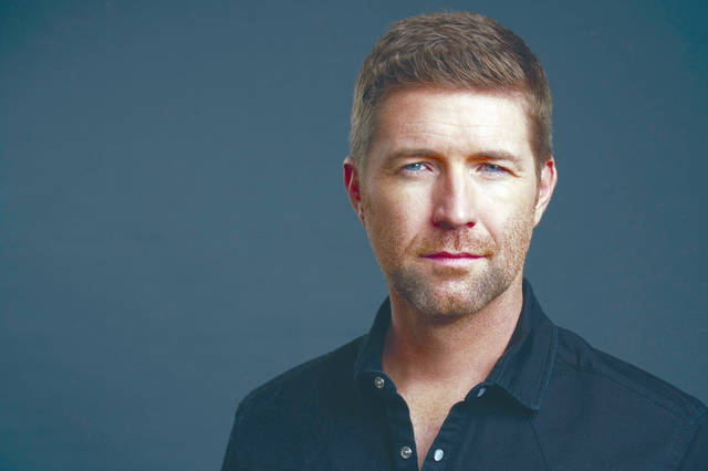 Provided photo Josh Turner will perform at Troy's Hobart Arena at 8p.m. Oct. 10 with special guest Troy Cartwright.