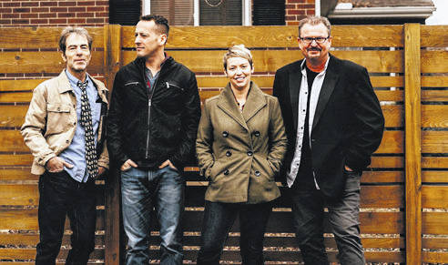 Provided photo The Fridays on Prouty concert series in downtown Troy continues at 7:30 p.m. Friday, July 19 with a performance by Shannon Clark and The Sugar.