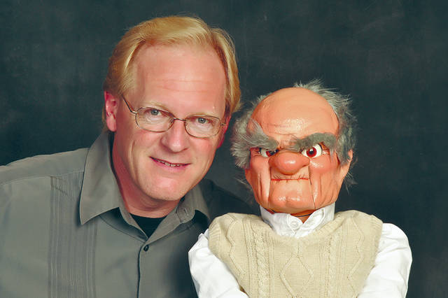 Provided photo Kids Discovery Day at the Piqua Public Library will feature Mike Hemmelgarn, a juggling ventriloquist.