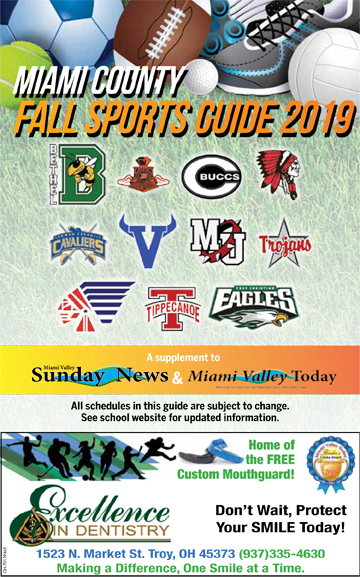 Miami County Fall Sports Guide 2019