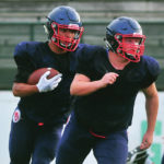 Piqua football finishes strong in scrimmage with Celina