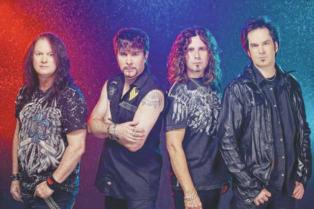 Courtesy photo Rock band FireHouse will perform at 8 p.m. Sept. 14 in Troy when it opens for Bret Michaels at Hobart Arena.
