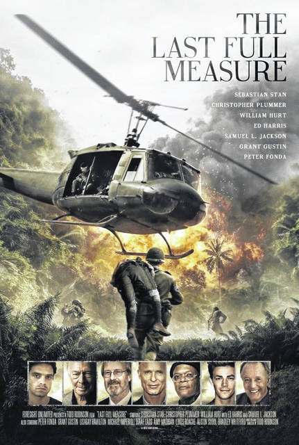 "Courtesy photo The Air Force Museum Foundation will present a special preview screening of the film ""The Last Full Measure,"" which tells the story of Airman First Class William H. Pitsenbarger, a Piqua native, on Thursday, Sept. 19 at 6:30 p.m. at the Air Force Museum Theatre."