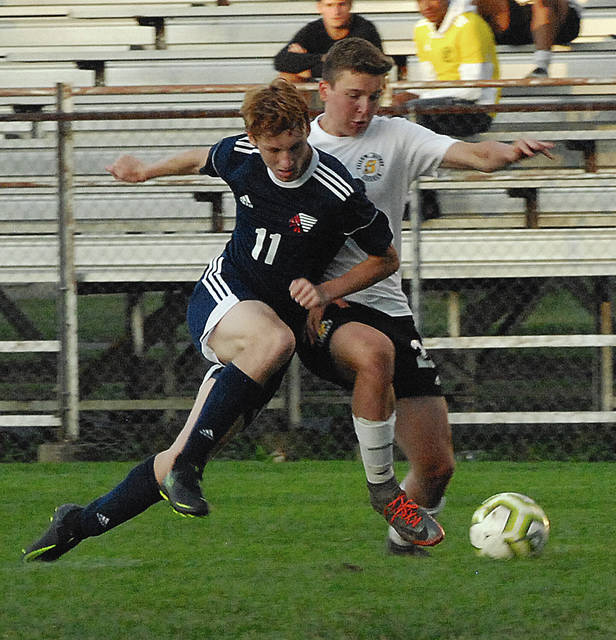 Piqua, Sidney boys soccer play to 0-0 tie - Troy Daily News
