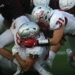 Turpin hammers Troy, 62-13