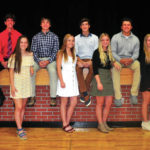 Newton homecoming court announced
